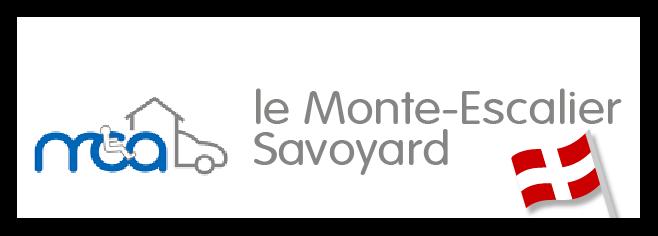 Logo Le Monte Escalier Savoyard - La référence monte-escalier en Haute-Savoie